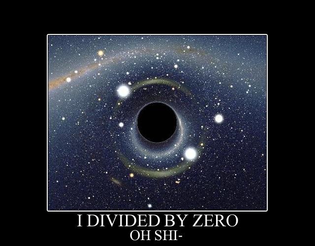 Divisés par zéro